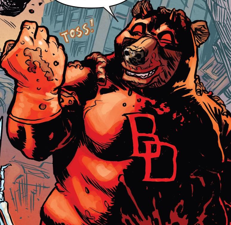 Beardevil (Earth-21376)