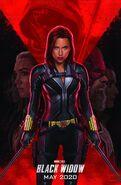 Black Widow (film) poster 001