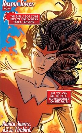 Bonita Juarez (Earth-616)