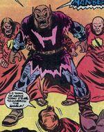 Man-Beast (Earth-616)