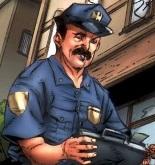 Burt (NYPD) (Earth-97161)
