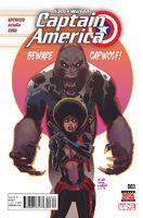 Captain America Sam Wilson Vol 1 3