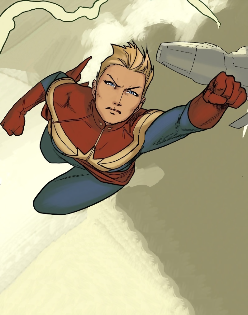 Carol Danvers (Earth-14923)