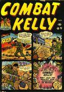 Combat Kelly Vol 1 1