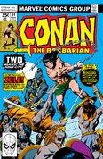Conan the Barbarian Vol 1 84