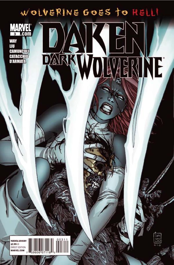 Daken: Dark Wolverine Vol 1 3