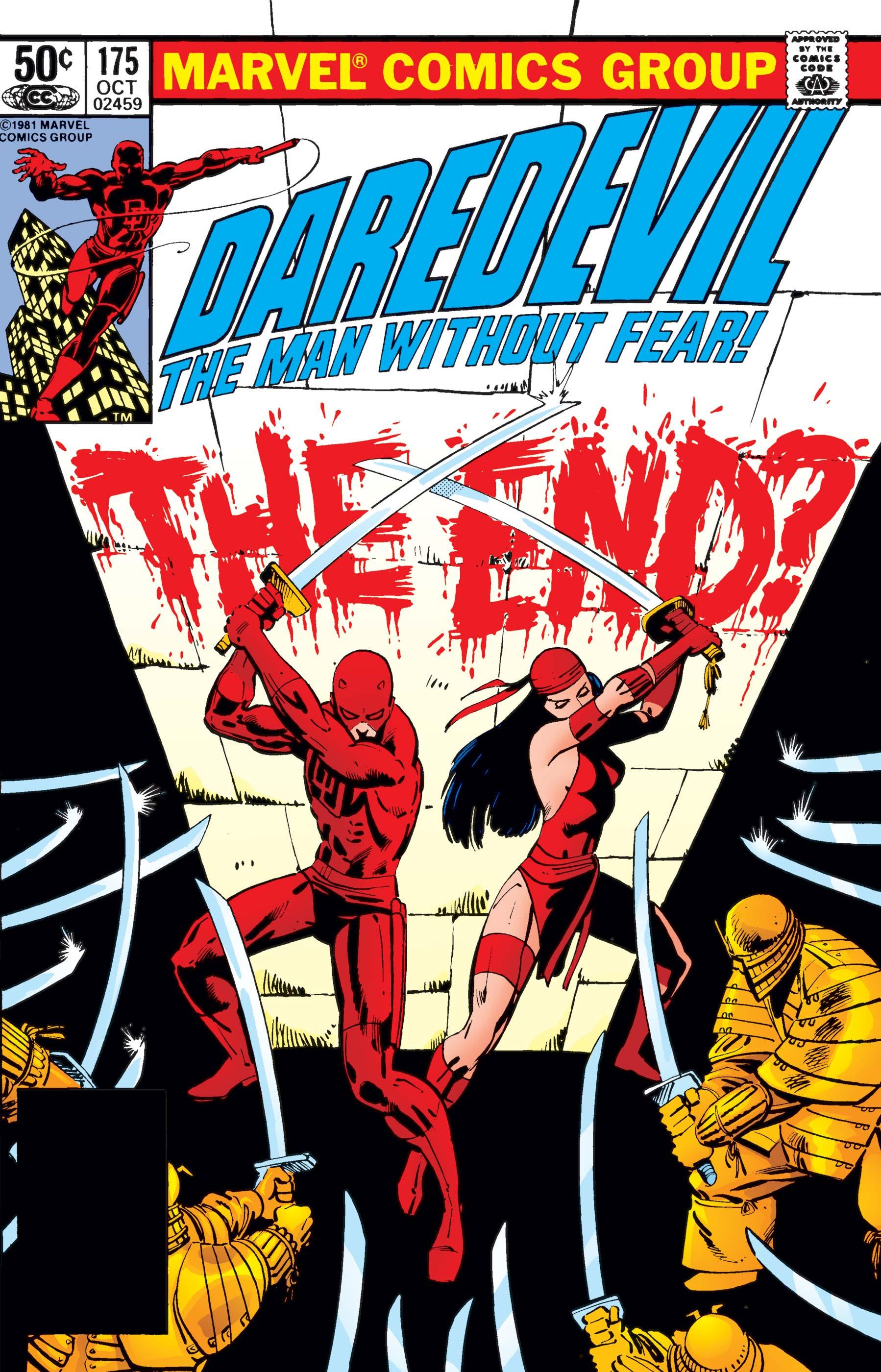 Daredevil Vol 1 175