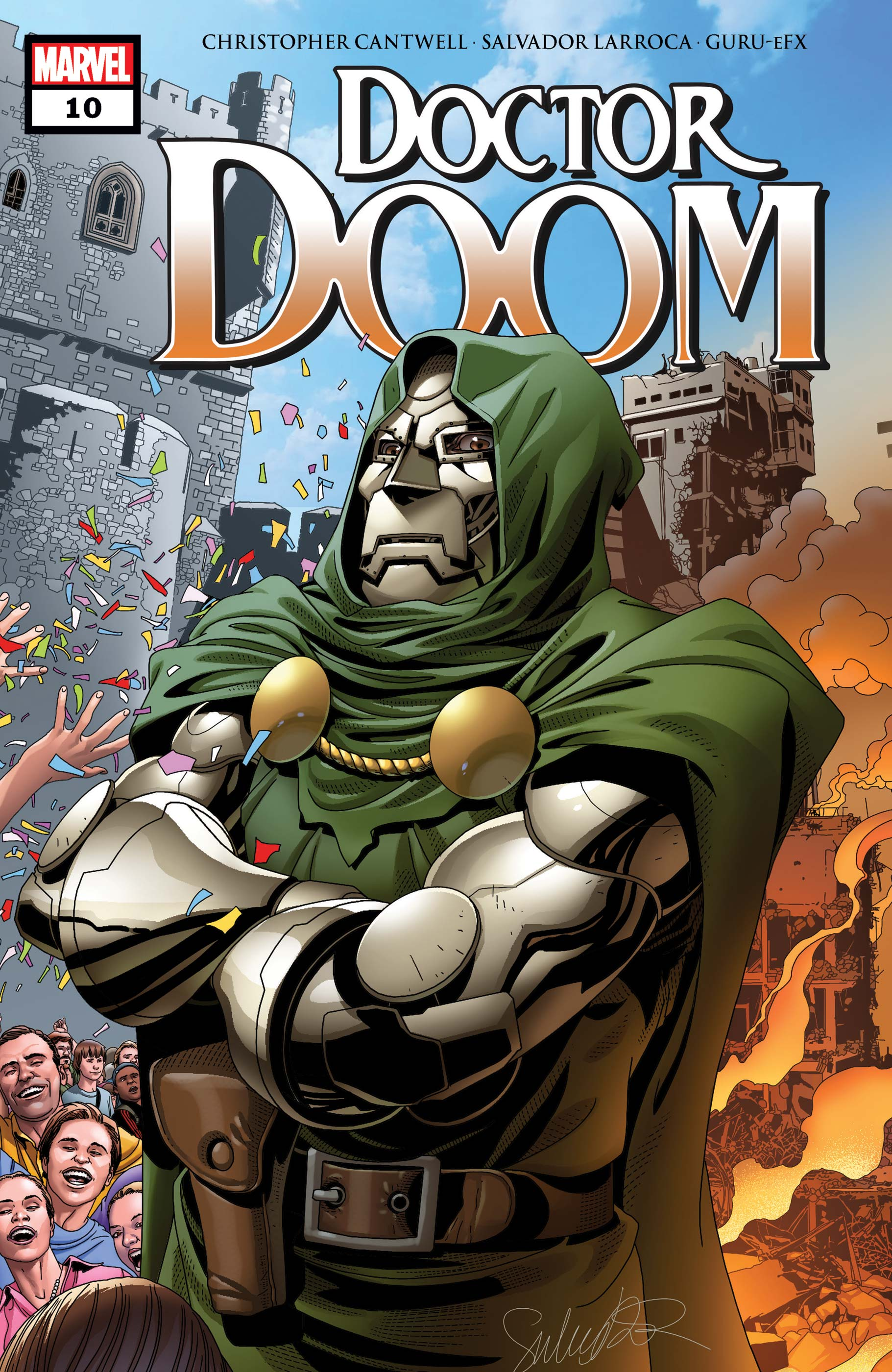 Doctor Doom Vol 1 10