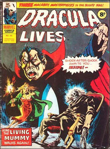 Dracula Lives (UK) Vol 1 49