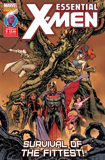 Essential X-Men Vol 4 5