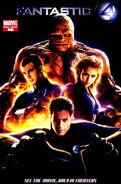 Fantastic Four The Movie Vol 1 1