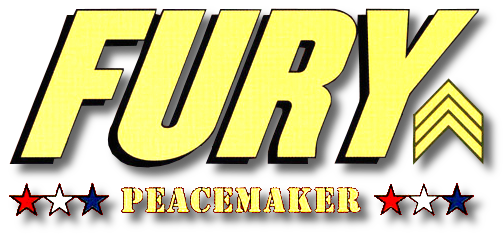 Fury: Peacemaker Vol 1