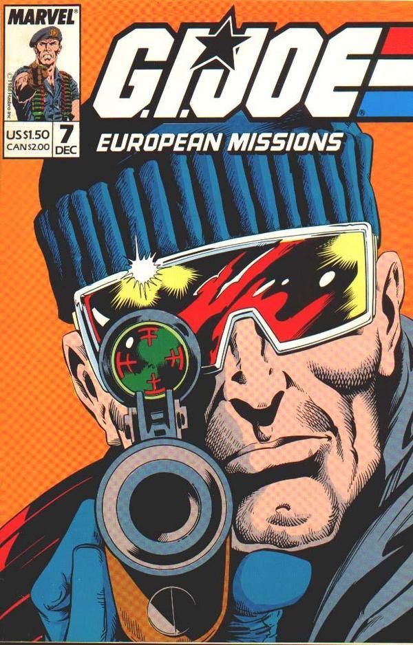 G.I. Joe: European Missions Vol 1 7