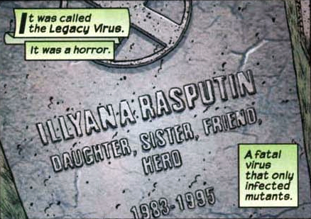 Illyana Rasputina (Earth-8545)