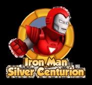 Iron Man Armor Model 8 from Marvel Super Hero Squad Online 002