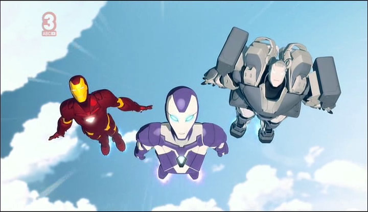 Iron Man: Armored Adventures Season 2 24