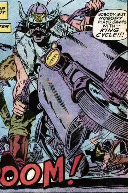 King Cycle (Earth-616)