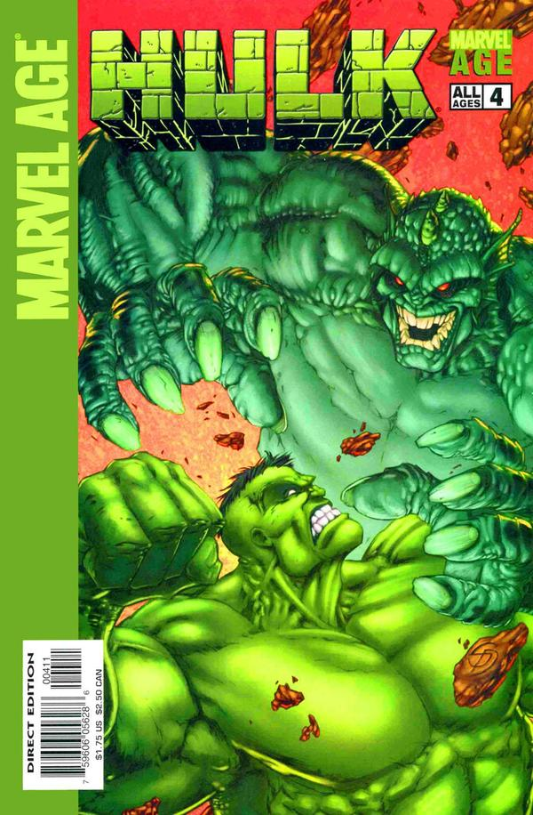 Marvel Age: Hulk Vol 1 4
