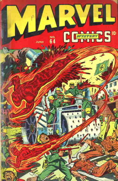 Marvel Mystery Comics Vol 1 64