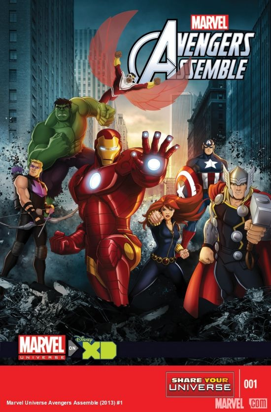 Marvel Universe: Avengers Assemble Vol 1 1