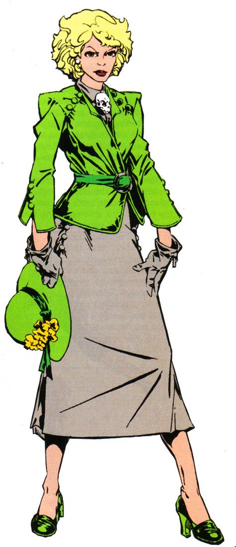 Megan Daemon (Earth-616)