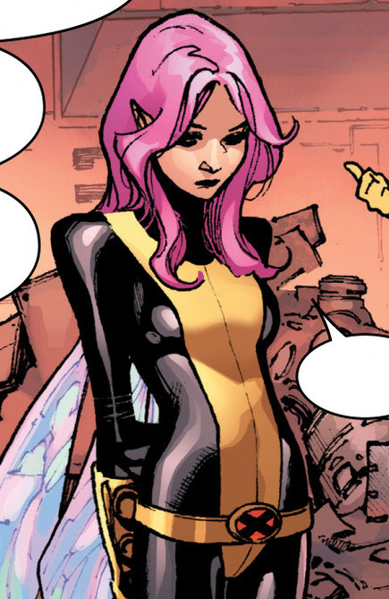 Megan Gwynn (Earth-616) from X-Men Vol 4 3 0001.png