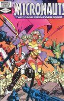 Micronauts Vol 1 44