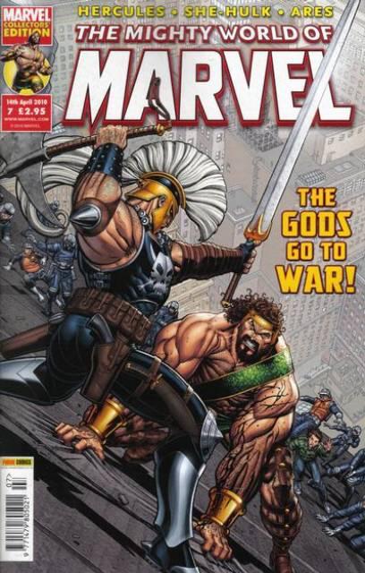 Mighty World of Marvel Vol 4 7