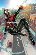 Miles Morales (Earth-1610) from Miles Morales Spider-Man Vol 1 10 001
