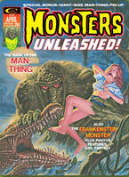 Monsters Unleashed Vol 1 5