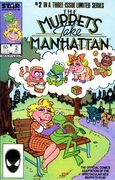 Muppets Take Manhattan Vol 1 2