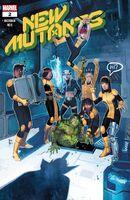 New Mutants Vol 4 2