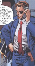 Nicholas Fury (Earth-161)