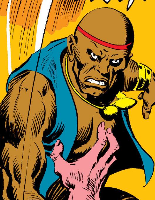 Odongo (Earth-616)