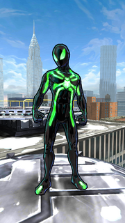 Peter Parker (Earth-TRN511) from Spider-Man Unlimited (video game).png
