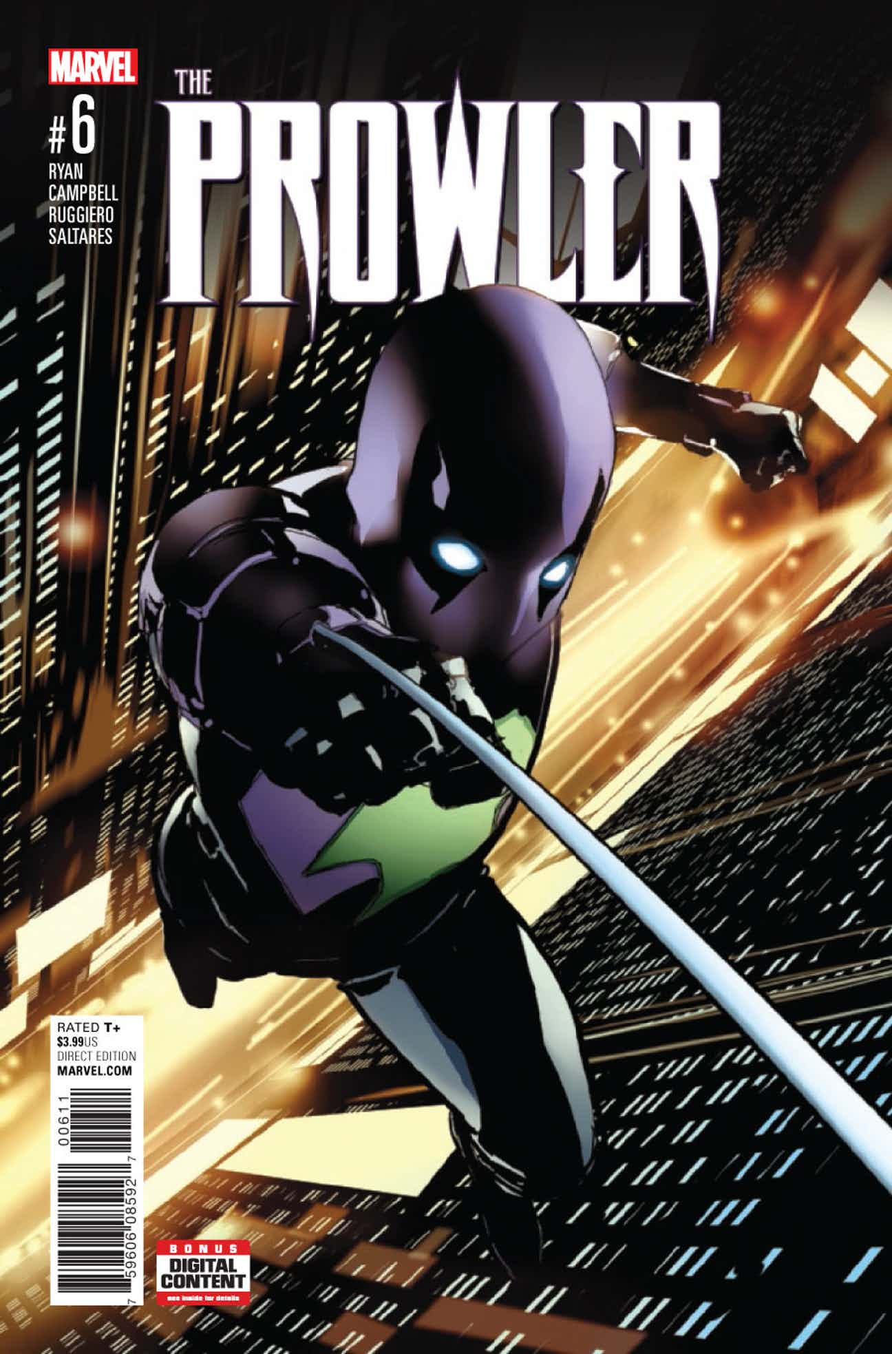 Prowler Vol 2 6