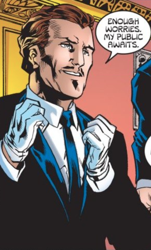 Randall Shire (Earth-616)