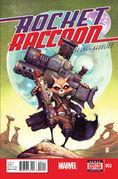 Rocket Raccoon Vol 2 3