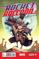 Rocket Raccoon Vol 2 3