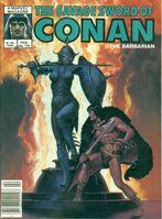 Savage Sword of Conan Vol 1 109