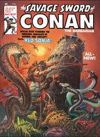 Savage Sword of Conan Vol 1 29
