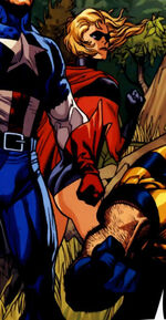 Carol Danvers (Retro, Skrull) (Earth-616)