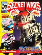 Secret Wars (UK) Vol 1 19