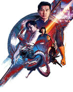 Shang-Chi and the Legend of the Ten Rings poster 012 textless