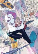 Spider-Gwen Ghost-Spider Vol 1 7 Textless