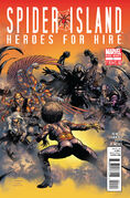 Spider-Island Heroes for Hire Vol 1 1