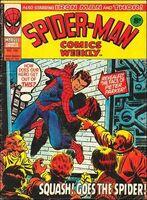 Spider-Man Comics Weekly Vol 1 150