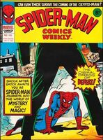 Spider-Man Comics Weekly Vol 1 155