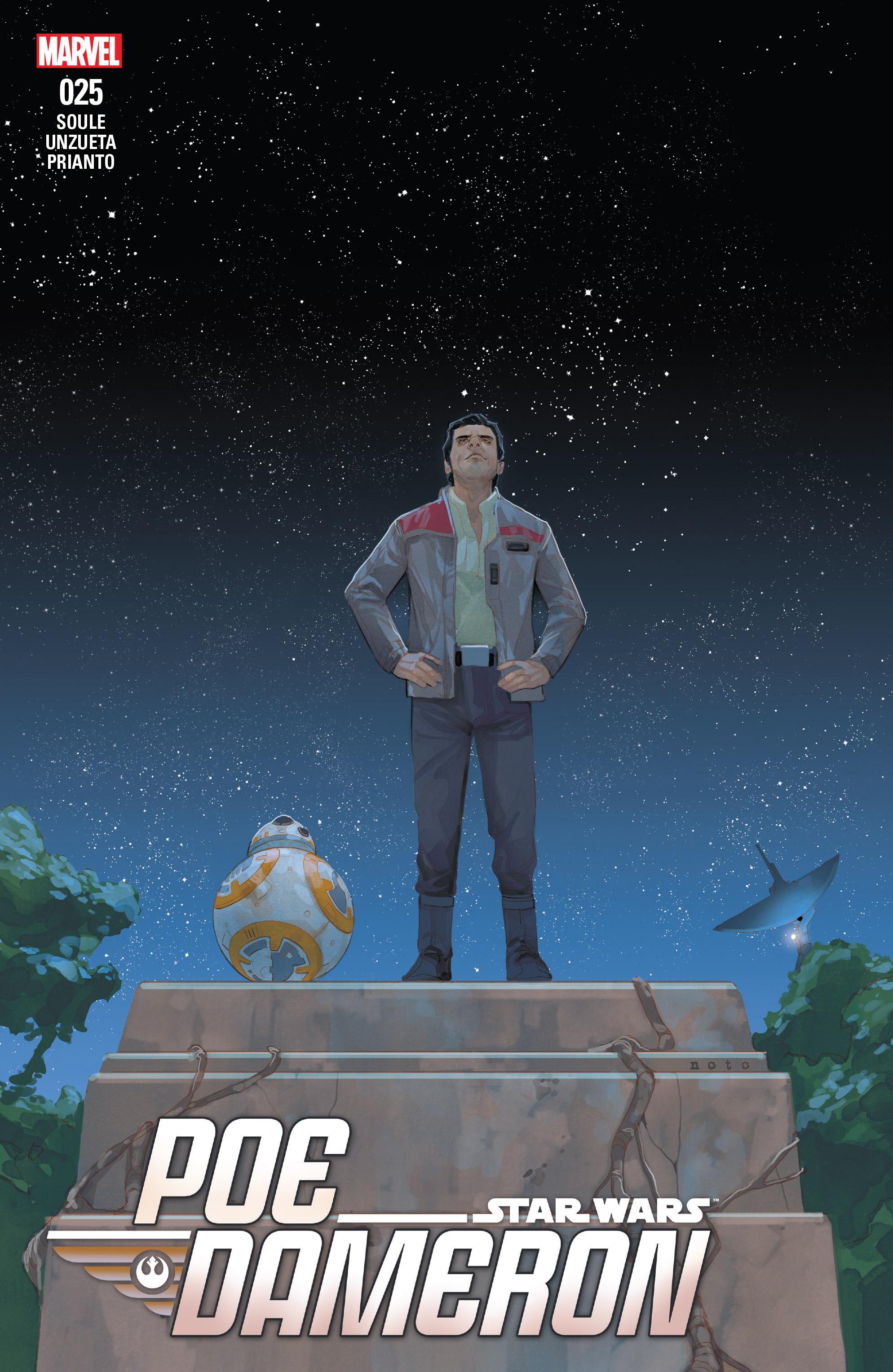 Star Wars: Poe Dameron Vol 1 25
