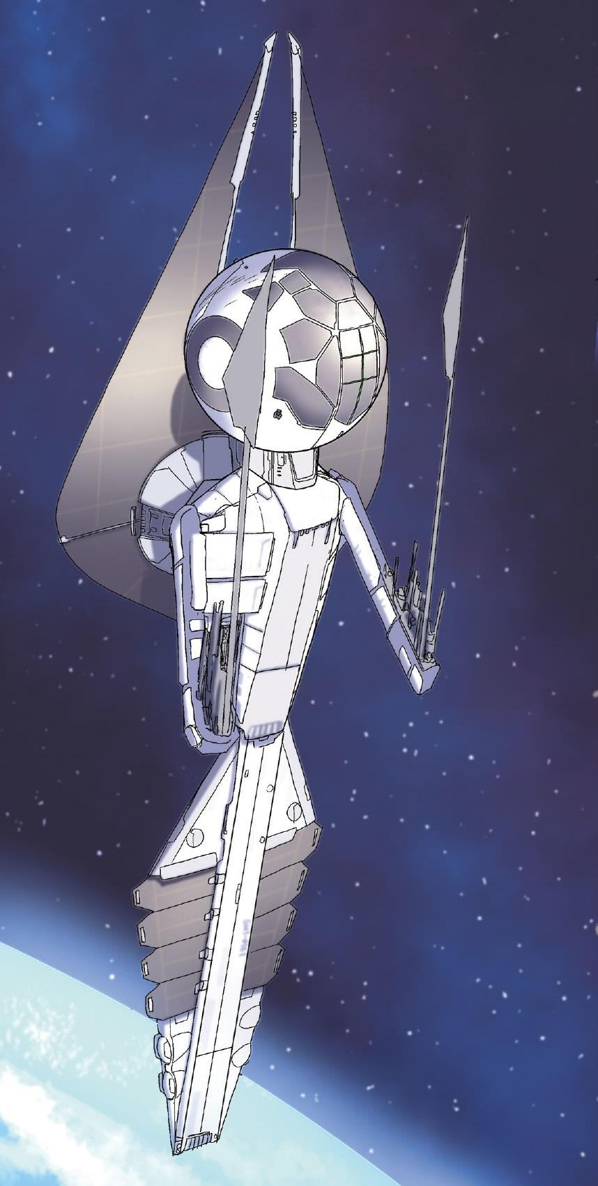 Stark Space Station